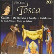 Tosca - CD Audio di Giacomo Puccini