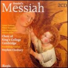 Il Messia - CD Audio di Georg Friedrich Händel,Stephen Cleobury