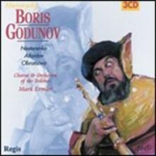 Boris Godunov - CD Audio di Modest Petrovich Mussorgsky