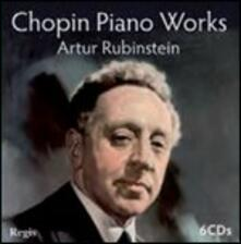 Musica per pianoforte - CD Audio di Fryderyk Franciszek Chopin,Arthur Rubinstein