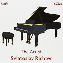 Art of - CD Audio di Sviatoslav Richter