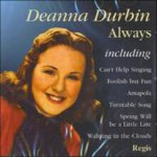 Always - CD Audio di Deanna Durbin
