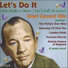 Let's Do it - CD Audio di Noel Coward