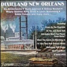 Dixieland New Orleans Jazz - CD Audio