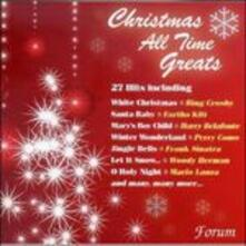All Time Christmas Greats - CD Audio