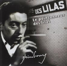 Le Poinconneur des Lilas - CD Audio di Serge Gainsbourg