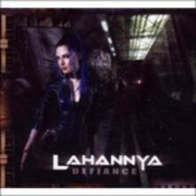 Defiance - CD Audio di Lahannya