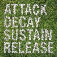 Attack Decay Sustain Release - CD Audio di Simian Mobile Disco