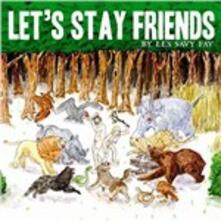 Let's Stay Friends - CD Audio di Les Savy Fav
