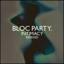 Intimacy (Remixed) - CD Audio di Bloc Party