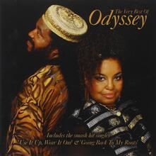 The Very Best of Odyssey - CD Audio di Odyssey