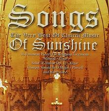Songs of Sunshine. The Very Best of Church Music - CD Audio