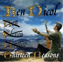 Thirteen Reasons - CD Audio di Ken Nicol