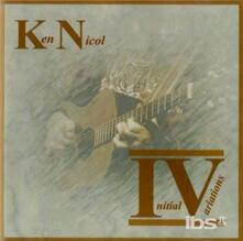 Initial Variations - CD Audio di Ken Nicol