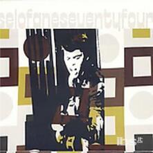 Selofaneseuentyfoiur - CD Audio