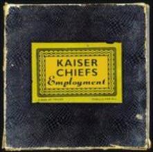 Employment - CD Audio di Kaiser Chiefs