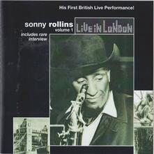 Live in London 1 - CD Audio di Sonny Rollins