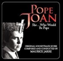 Papa Giovanni (Pope Joan) (Colonna Sonora) - CD Audio di Maurice Jarre