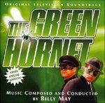 Cover CD The Green Hornet