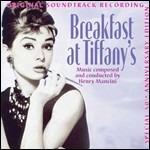 Cover della colonna sonora del film Colazione da Tiffany