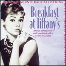 Colazione da Tiffany (Breakfast at Tiffany's) (Colonna Sonora) - CD Audio di Henry Mancini