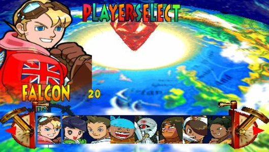 Videogioco Power Stone Collection Sony PSP 7