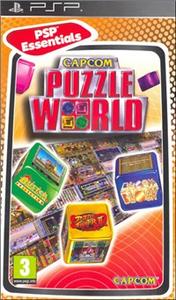 Videogioco Essentials Capcom Puzzle World Sony PSP 0