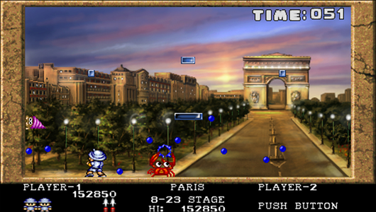 Videogioco Essentials Capcom Puzzle World Sony PSP 1