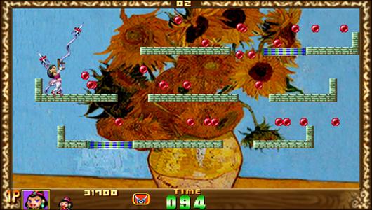 Videogioco Essentials Capcom Puzzle World Sony PSP 4