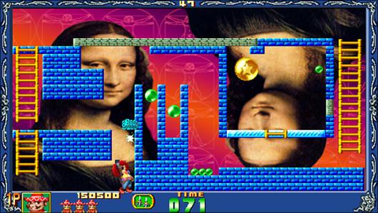 Videogioco Essentials Capcom Puzzle World Sony PSP 6