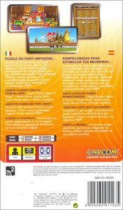 Videogioco Essentials Capcom Puzzle World Sony PSP 9