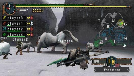Essentials Monster Hunter Freedom 2 - 3