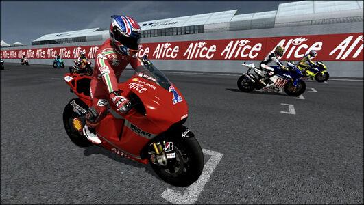 Videogioco MotoGP 08 PlayStation3 1