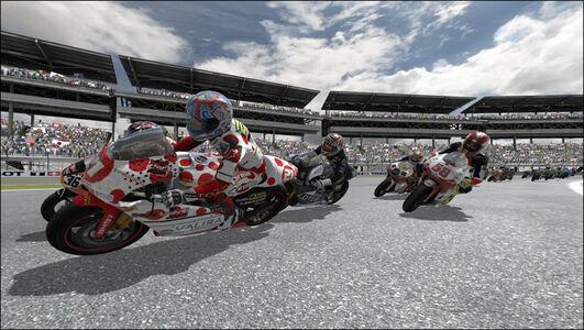 Videogioco MotoGP 08 PlayStation3 7