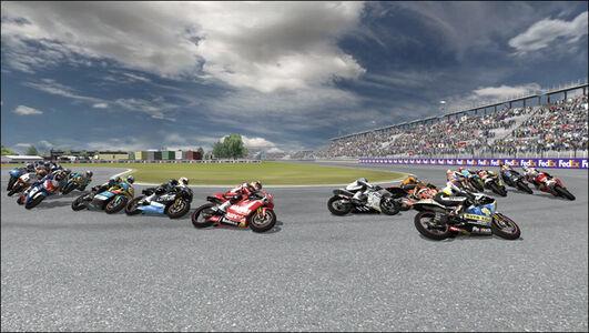 Videogioco MotoGP 08 PlayStation3 8