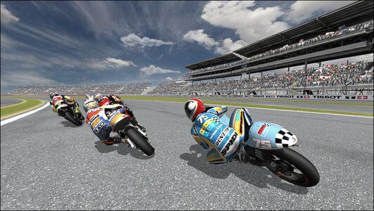 Videogioco MotoGP 08 PlayStation3 9