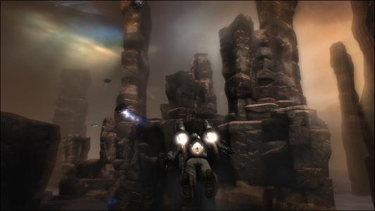 Videogioco Dark Void PlayStation3 4