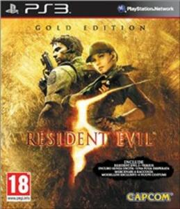 Resident Evil 5 Gold Edition Move