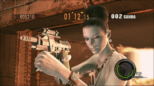 Resident Evil 5 Gold Edition Move - 3