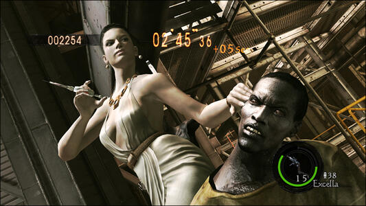 Resident Evil 5 Gold Edition Move - 6