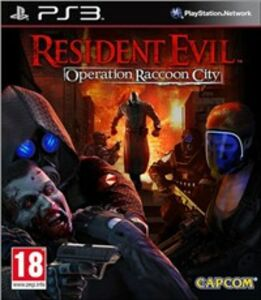 Foto Cover di Resident Evil: Operation Raccoon City, Videogioco prodotto da Capcom 0