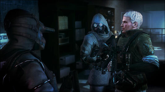Resident Evil: Operation Raccoon City - 4