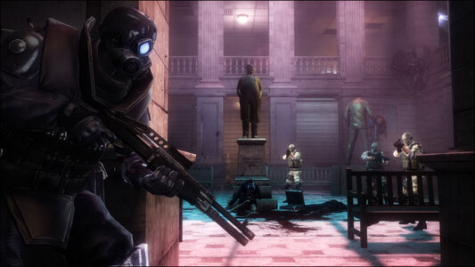 Foto Cover di Resident Evil: Operation Raccoon City, Videogioco prodotto da Capcom 8