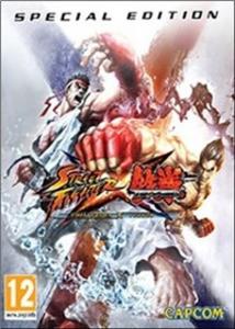 Videogioco Street Fighter X Tekken Special Edition PlayStation3
