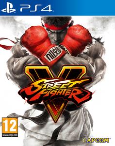 Videogioco Street Fighter V PlayStation4 0