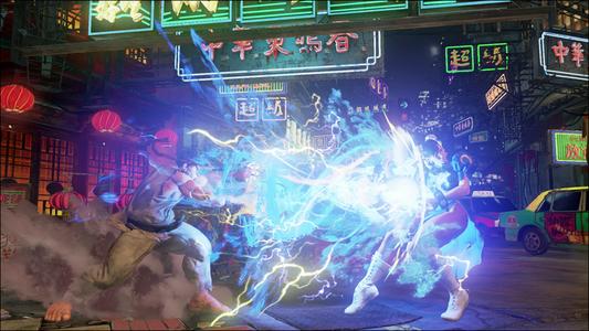 Videogioco Street Fighter V PlayStation4 5