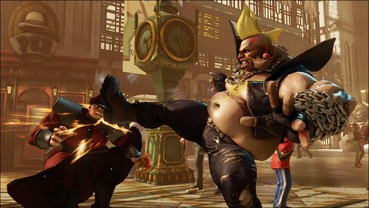 Videogioco Street Fighter V PlayStation4 8