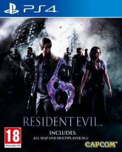 Resident Evil 6 - PS4 - 2