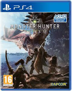 Monster Hunter: World - PS4 - 2