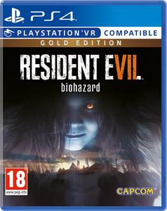 Resident Evil 7 Biohazard. Gold Edition - PS4